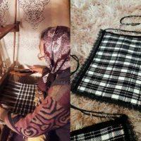La cei 76 de ani, bunica Susana din Petrila țese încă la războiul de țesut