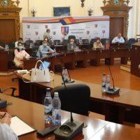 O nouă sesiune de informare în vederea absorbției de fonduri europene, găzduită de Consiliul județean Hunedoara