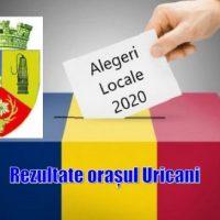 Rezultatele finale ale alegerilor locale din orașul Uricani