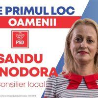 Profil de candidat al PSD Lupeni pentru Consiliul local: DIANA MINODORA SANDU