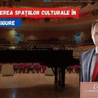 """Ovidiu Olari (PSD): """"Pentru a ne păstra cultura, trebuie să continuăm să o creăm"""""""