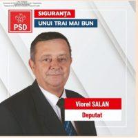 """Viorel Salan: """"PSD vrea să scadă cu 20% decalajul dintre urban şi rural"""""""