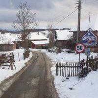 Intervenții pe drumurile județene din Hunedoara în ultimele 24 de ore