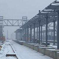 Începe construcția unui nou tronson de cale ferată rapidă în județul Hunedoara
