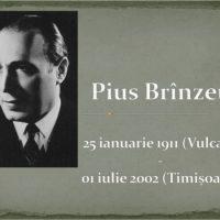 110 ani de la nașterea unui ilustru fiu al Văii Jiului – dr. Pius Brînzeu