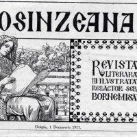 """Alexandru Ioan Cuza și Unirea Principatelor Române, în paginile revistei """"Cosânzeana"""" din Orăștie"""
