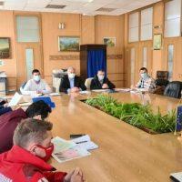 Grupul de lucru Via Transilvanica al CJH în dialog cu primarii din Țara Hațegului