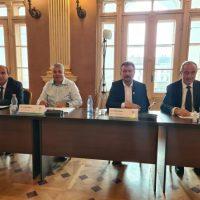 Sedință extraordinară a Consiliului pentru Dezvoltare Regională Vest, în prezența Prim-ministrului Florin Cîțu