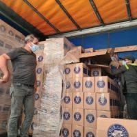 Pachete de igienă, din fonduri europene, pentru 14.000 de hunedoreni