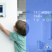 Tecnología para mejorar tu hogar