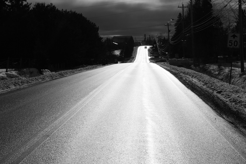 light, lighting, high contrast, Elmsdale, Nova Scotia, 2011, Avard Woolaver