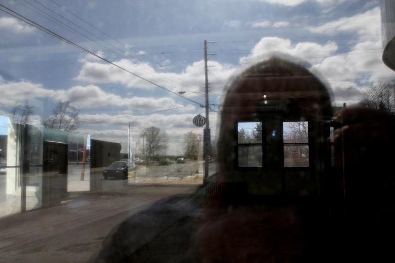 selfie, self portrait, Avard Woolaver,