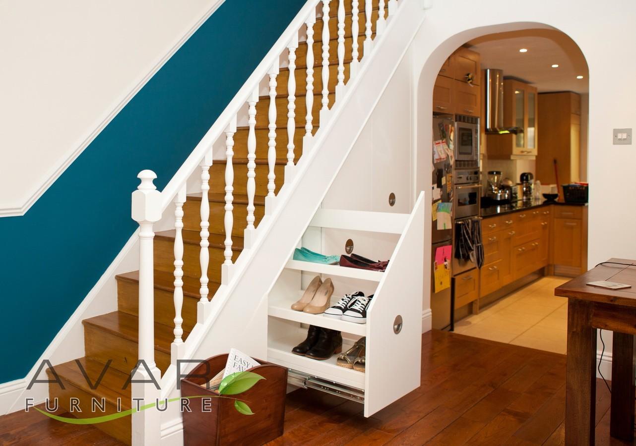 Under Stairs Storage Ideas Gallery 5 North London