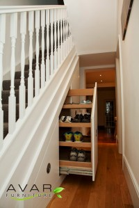 Under The Stairs Storage Ideas