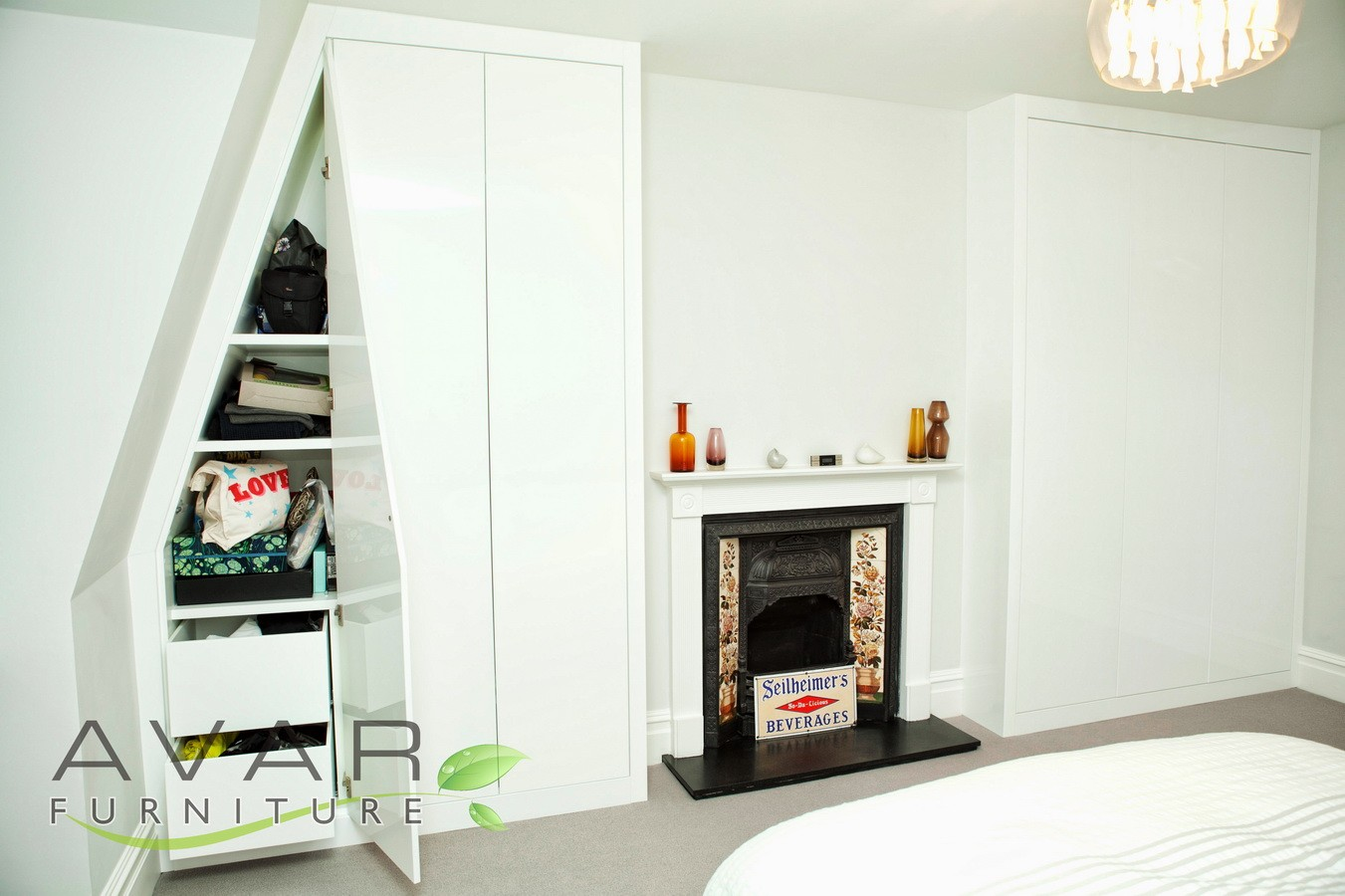 Fitted wardrobe ideas  Gallery 3  North London UK