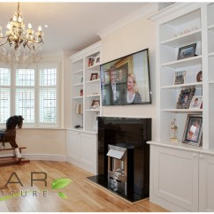 Furniture Ideas For Living Room Alcoves Rugs The ƹӝʒ Alcove Units Gallery 3 North London Uk Avar 04 Shelving Traditional Doors