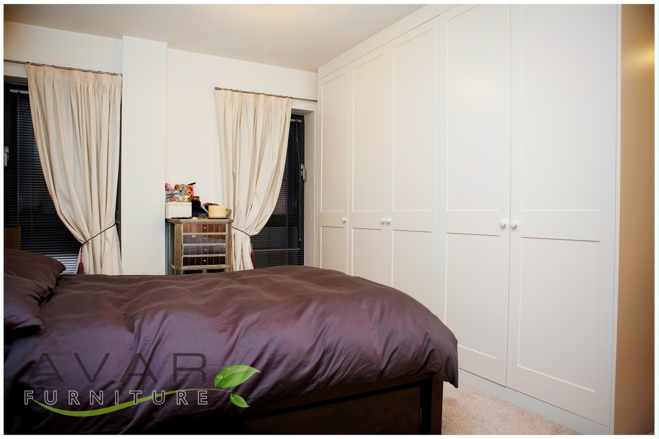 Fitted Wardrobe Ideas Gallery 12 North London UK