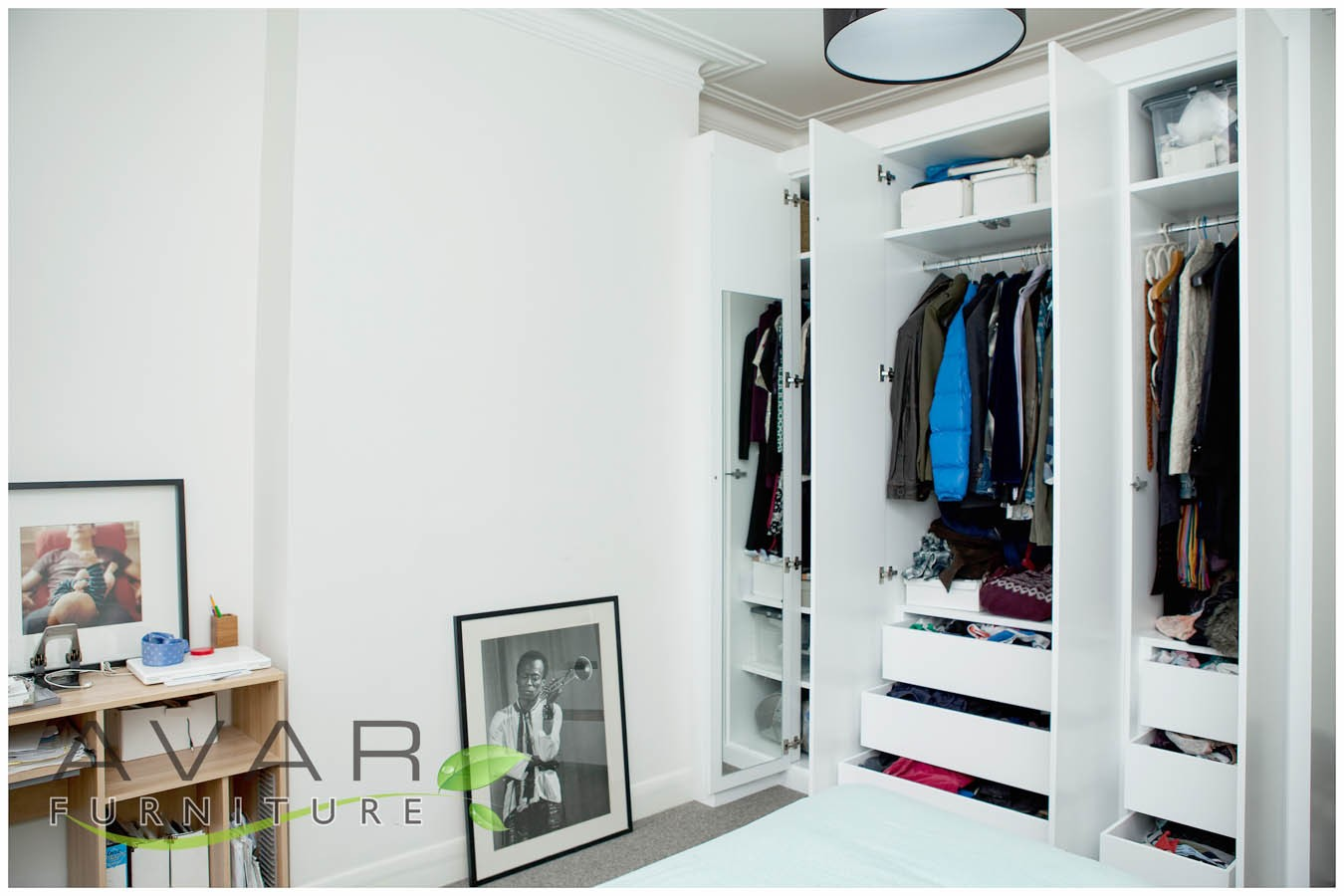 Fitted Wardrobe Ideas Gallery 13 North London UK