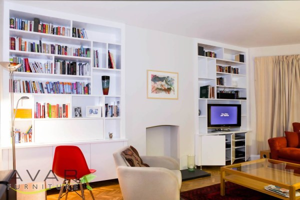 Alcove Units Ideas 10 North London Uk