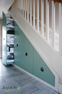 Under stairs storage ideas Gallery 19
