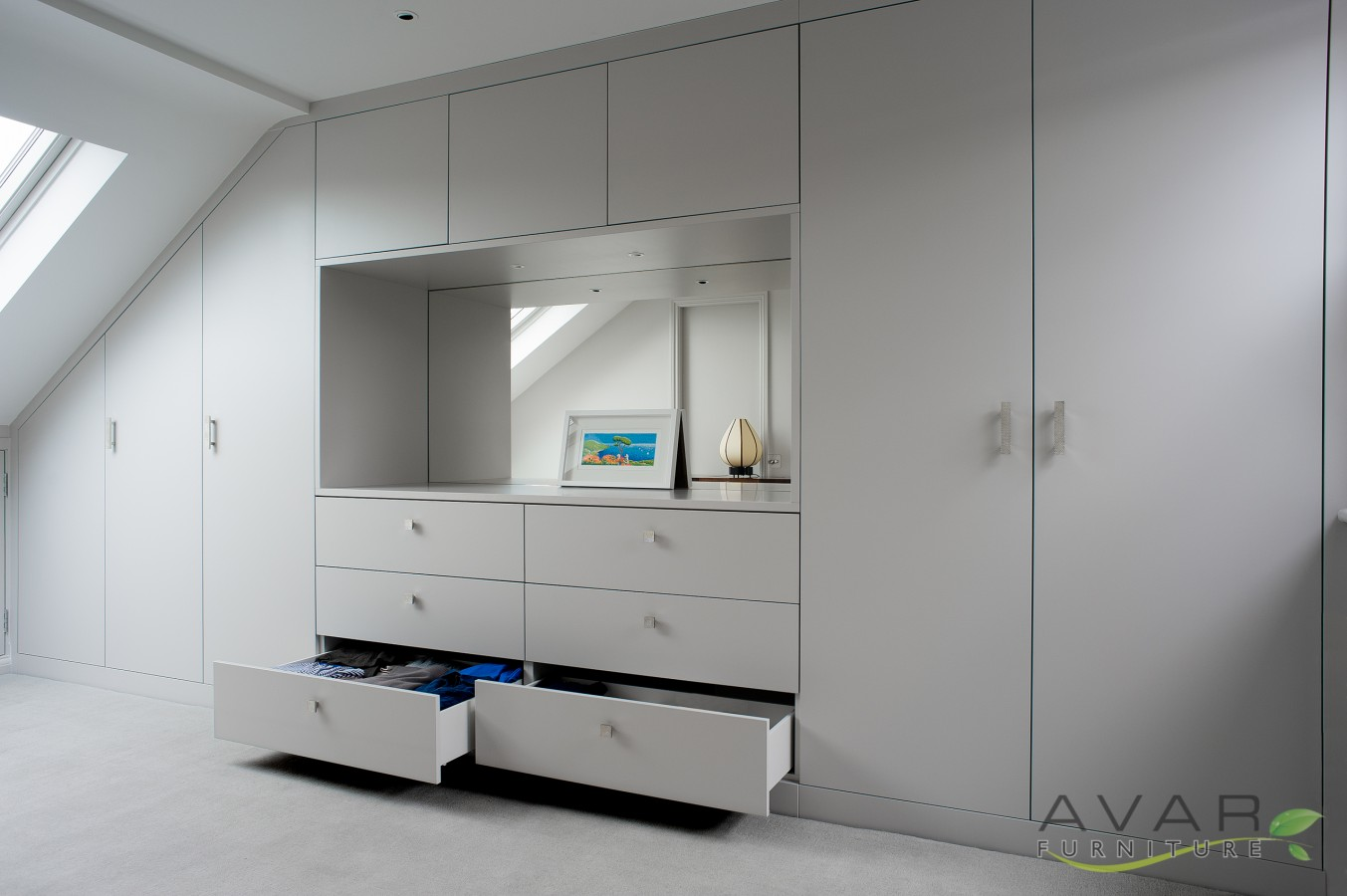 Fitted Wardrobe Ideas Gallery 33 North London UK