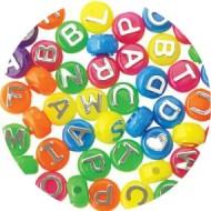 Alphabet beads circle
