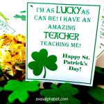 SPD Teacher gift