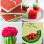 Wonderful Watermelon Projects and Ideas