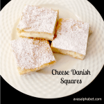 Cheese Danish Squares