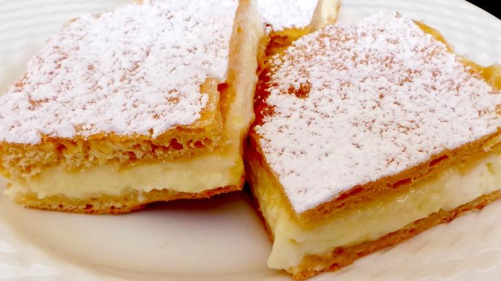 Cheese Danish Squares