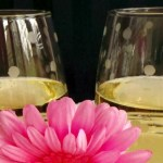 DIY Kate Spade Inspired Wine Glasses