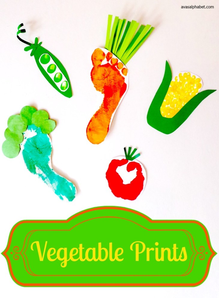 Vegetable Prints