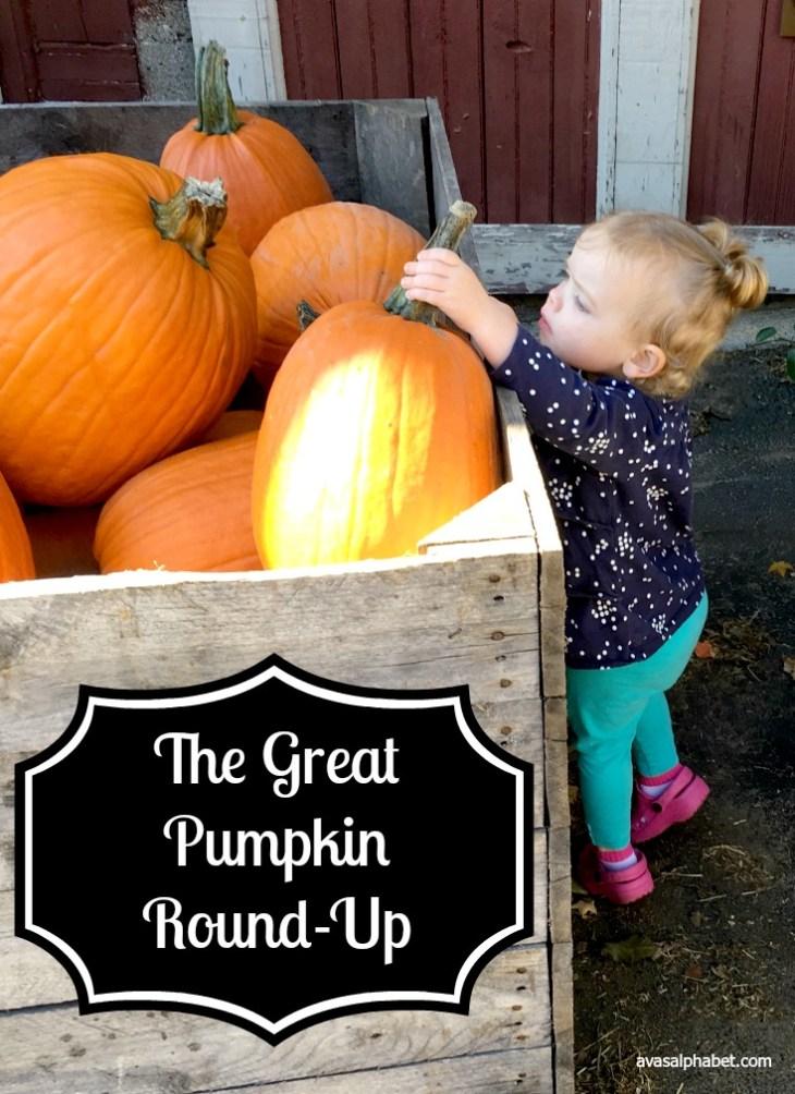 The Great Pumpkin Round-Up