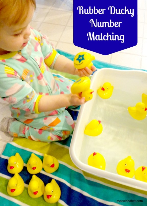 5 Fun Rubber Ducky Games & Activities