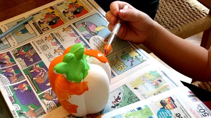 Host a Fall Harvest Party from Ava's Alphabet