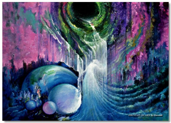 Spiritual Paintings Mystical Arts Visionary Artist