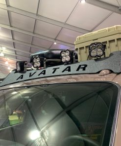 Nissan Titan roof rack from Avatar