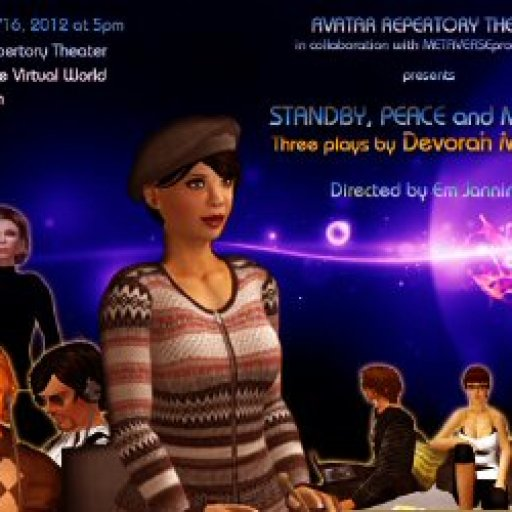 Plays by Devorah Medwin - Virtual World Theater