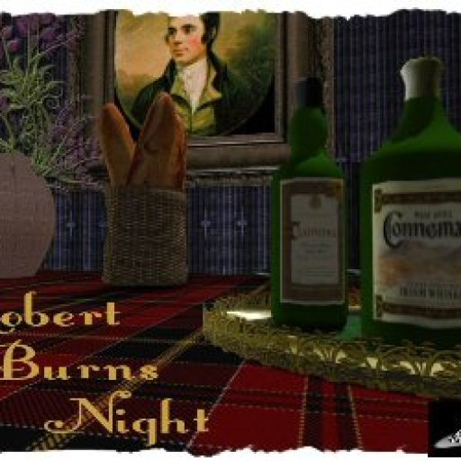 Robert Burns Night - Virtual World Theater