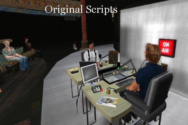 Virtual World Theater