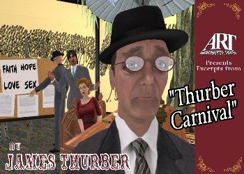 Thurber Carnival- Virtual World Theater