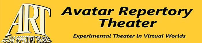 Avatory Repertory Theater, a project of New Media Arts Inc Logo