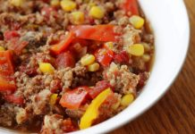 Turkey Chili With Quinoa