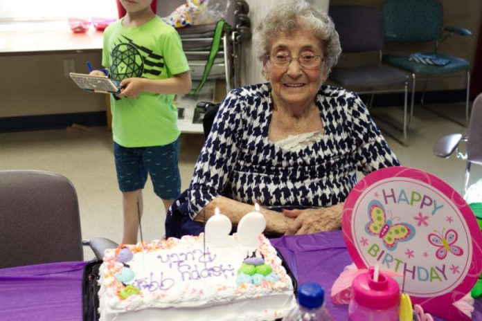 A Trip To Celebrate Grandma 99 Years Young & Still Full Of Life 1