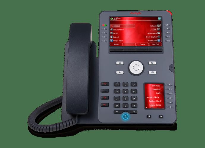 Phones & Devices | Avaya IP Phone J189