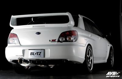 exhaust for subaru impreza 2002 2004