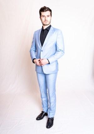 2-delig-licht-blauw-pak