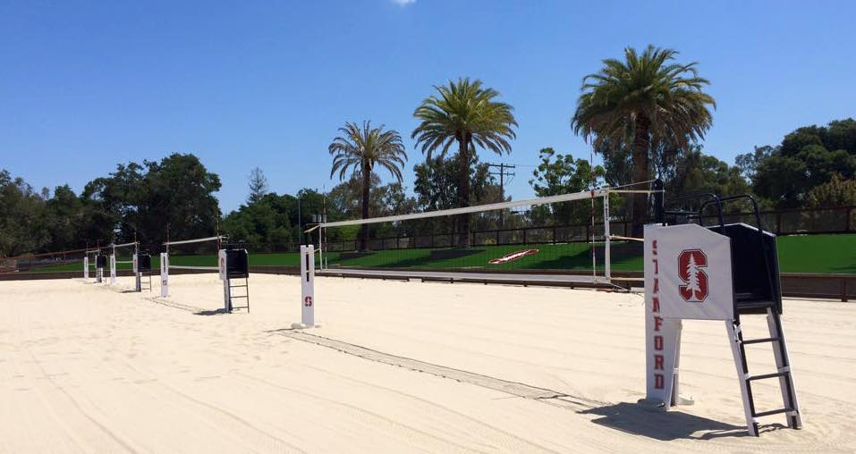 beach volleyball court diagram power steering rack facilities american coaches association llc