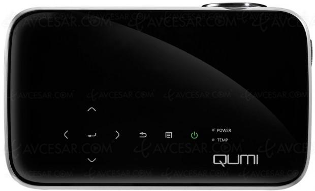 Vidoprojecteur Vivitek Qumi Q8 minividoprojecteur Full HD
