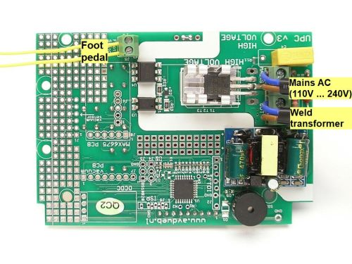 small resolution of spot welding pulse timer controller wiring